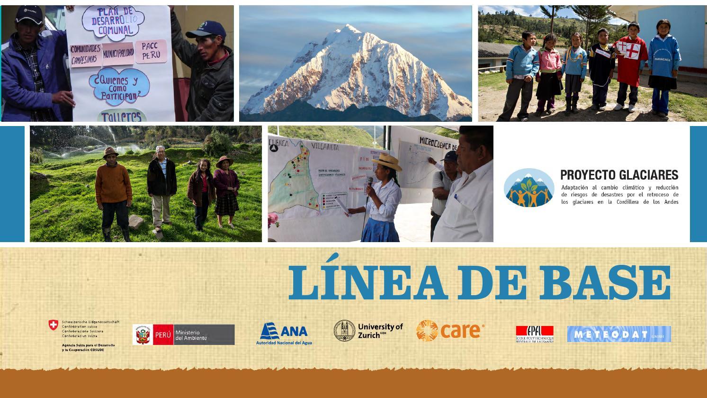 Linea De Base Proyecto Glaciares By Care Peru Issuu Interactive Map Lamolina Edu Pe Huaraz Com Andeanexplorer Maps