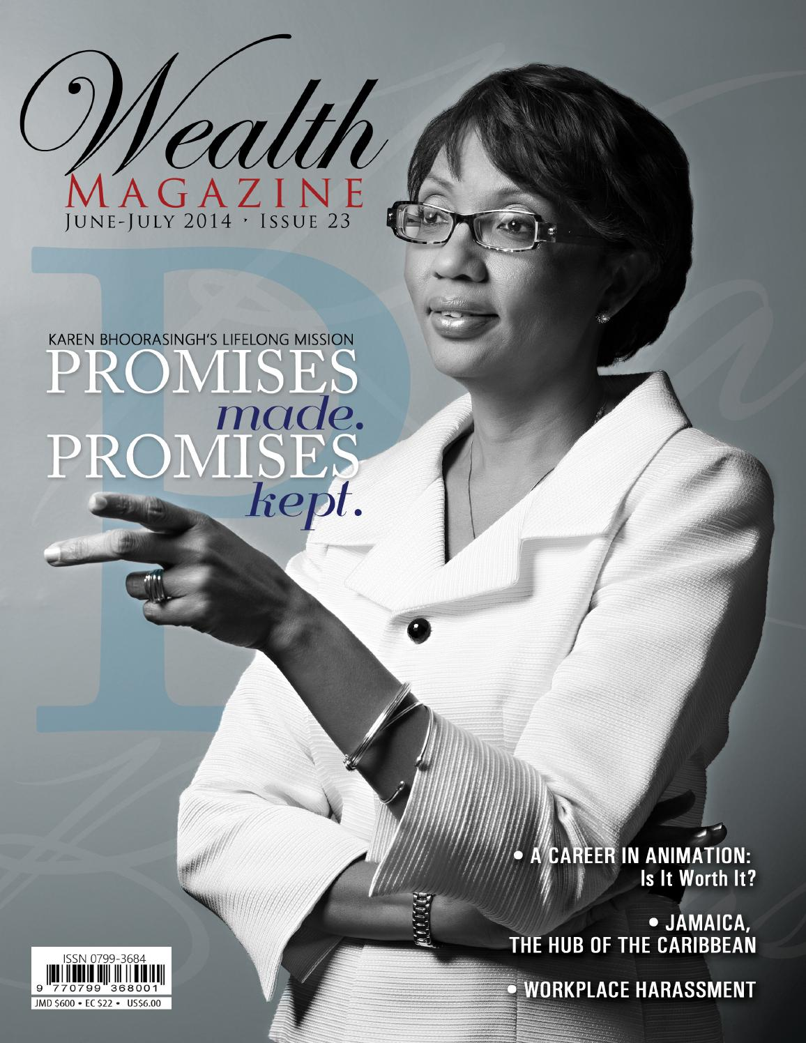 Wealth Mag I23 By Wealth Magazine Ja 1 Business Publication Issuu