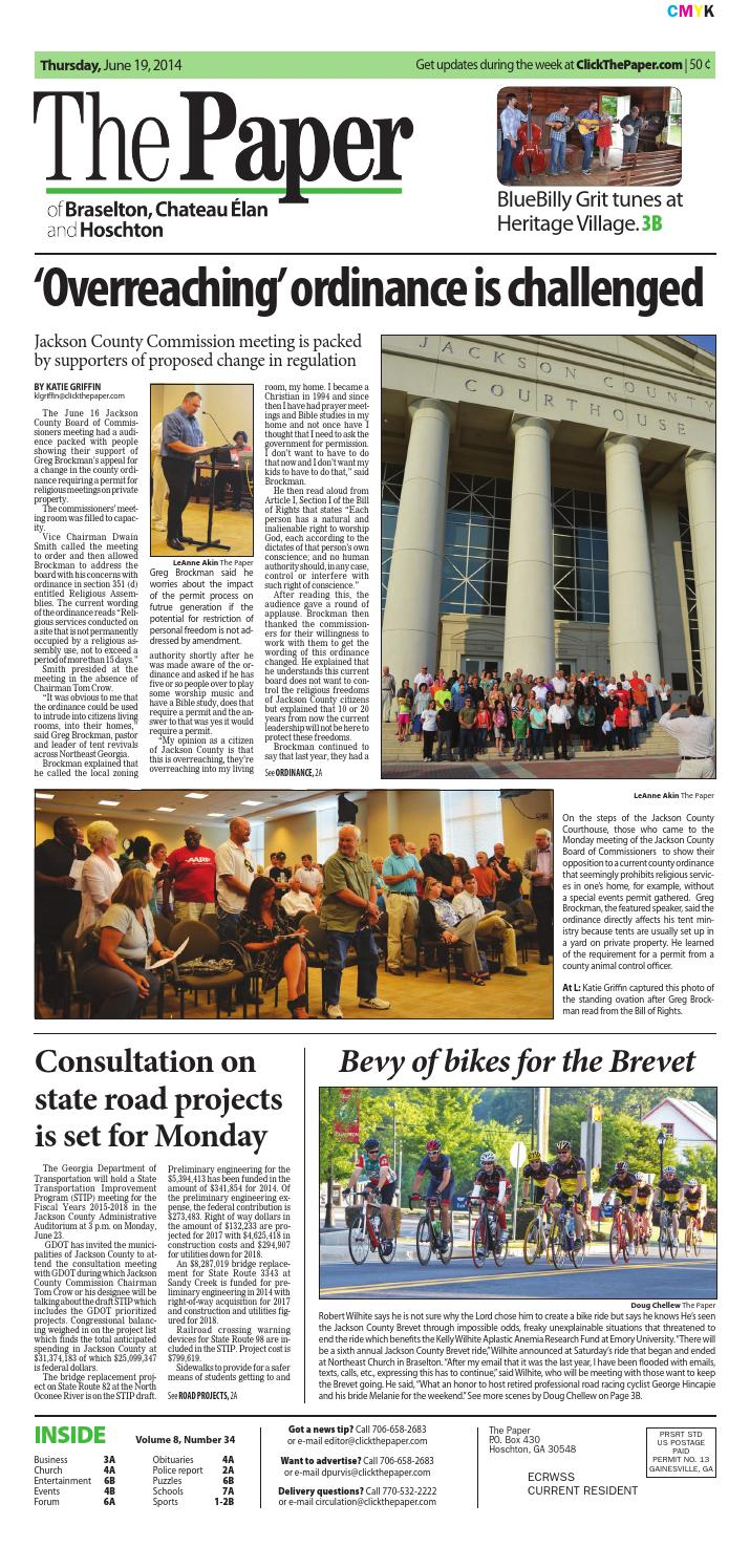 The Paper June 19, 2014 Edition by The Times - issuu