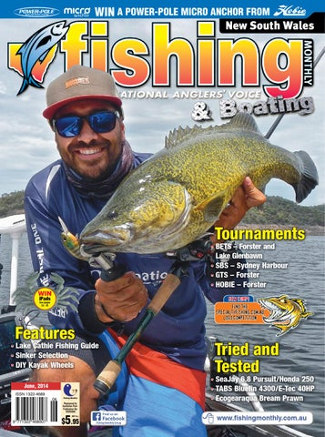 385645866f New South Wales Fishing Monthly - June 2014 by Fishing Monthly - issuu