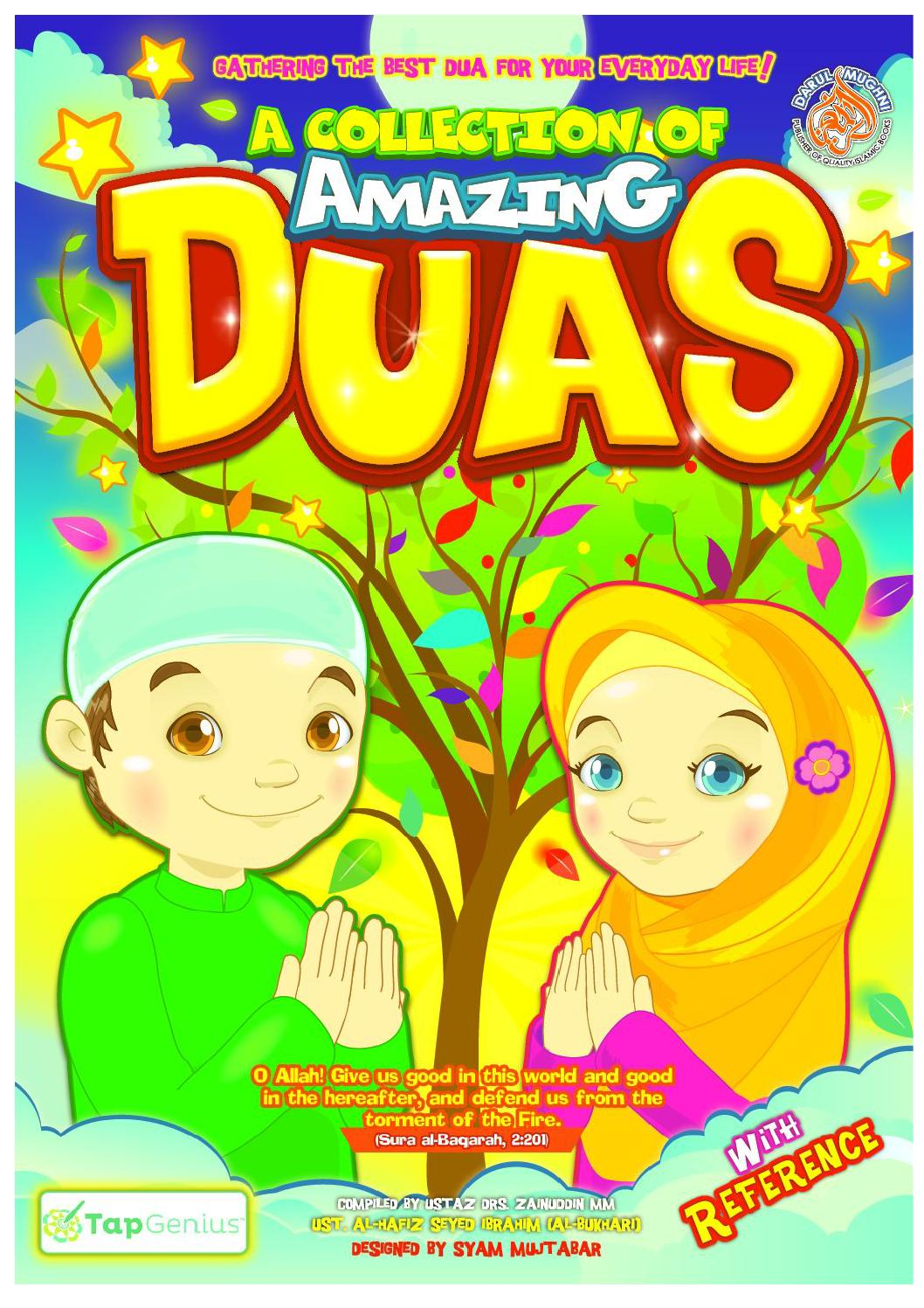 Tap Genius - A Collection of Amazing Duas (Coming Soon) by