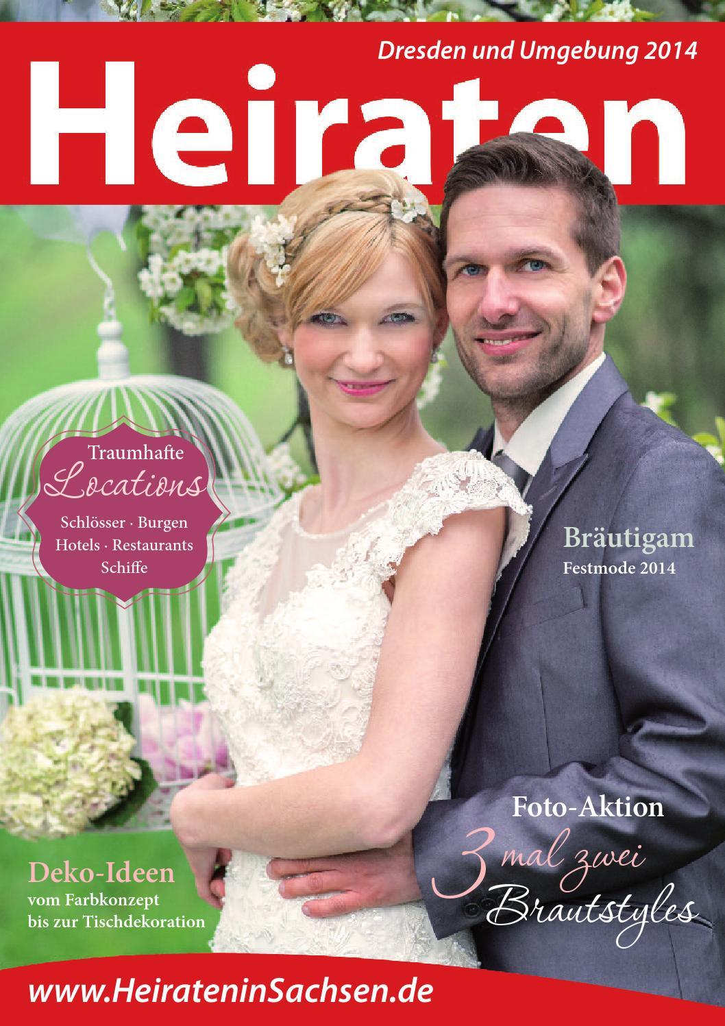 Heiraten in Dresden und Umgebung 2014 by Werbung & Satz Fendler - issuu