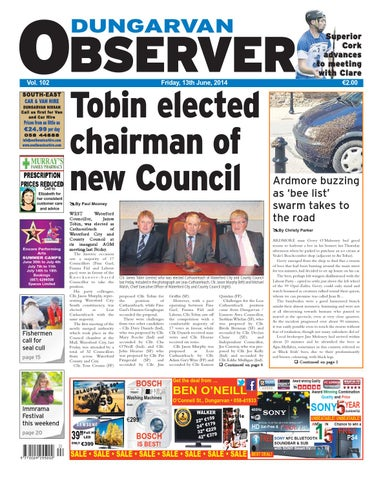 b463c93465f Dungarvan observer 13 6 2014 edition by Dungarvan Observer - issuu