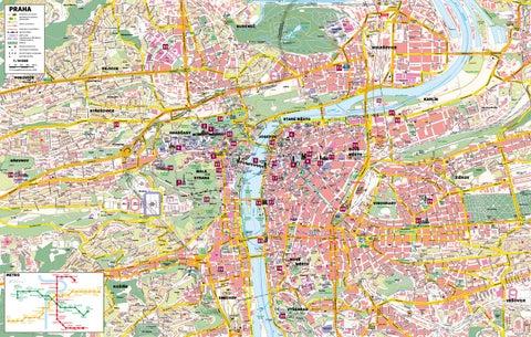 Mapa Pamatek A Architektury By Bookletia Issuu
