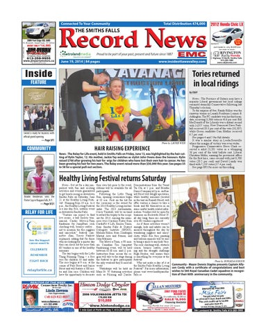 Smithsfalls061914 by metroland east smiths falls record news issuu page 1 fandeluxe Images
