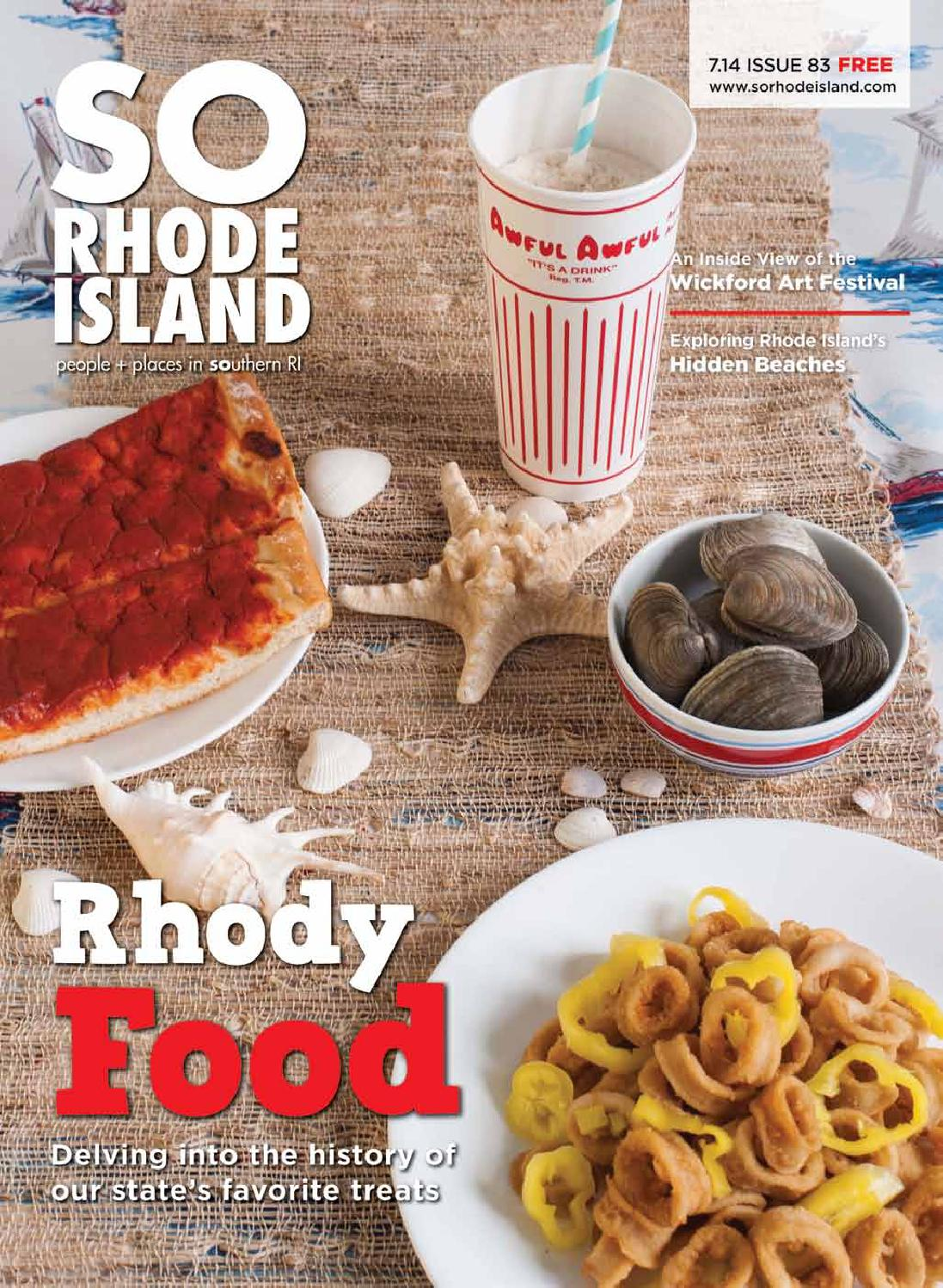 SO Rhode Island Monthly July 2014 by Providence Media - issuu