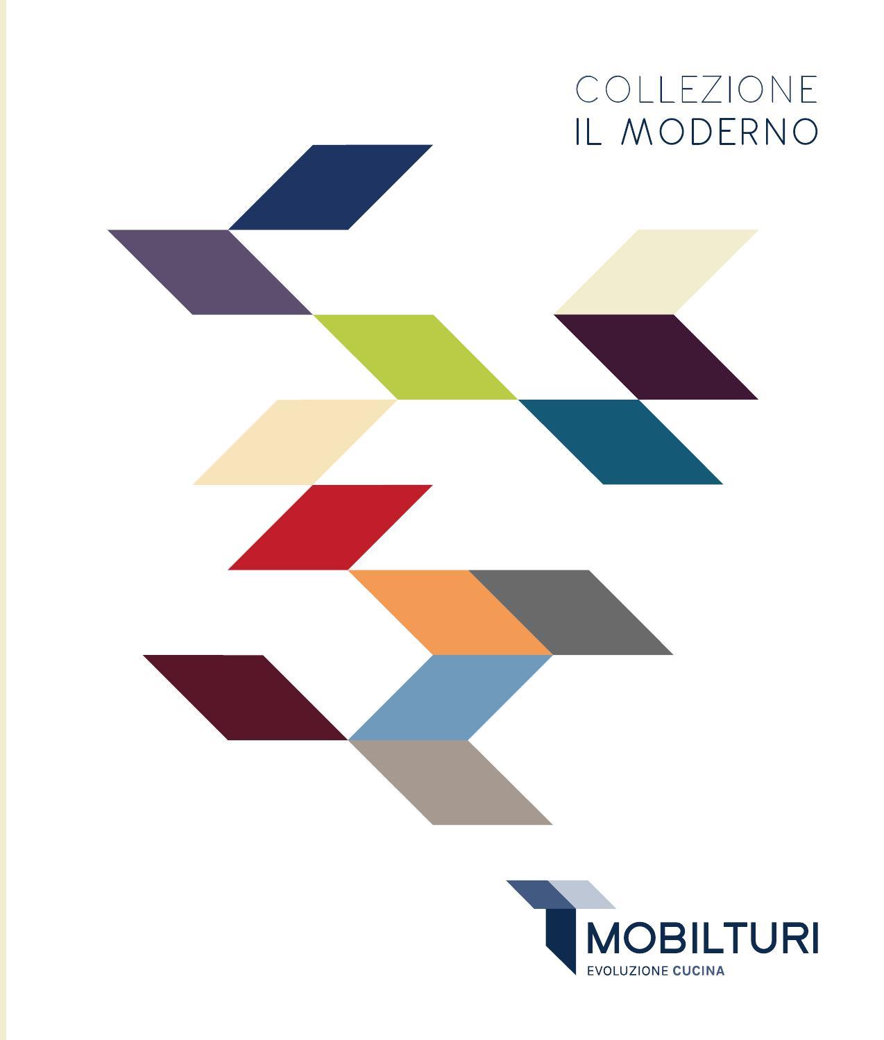 MOBILTURI - Catalogo Cucine Moderne by Ingenia Direct s.r.l. ...