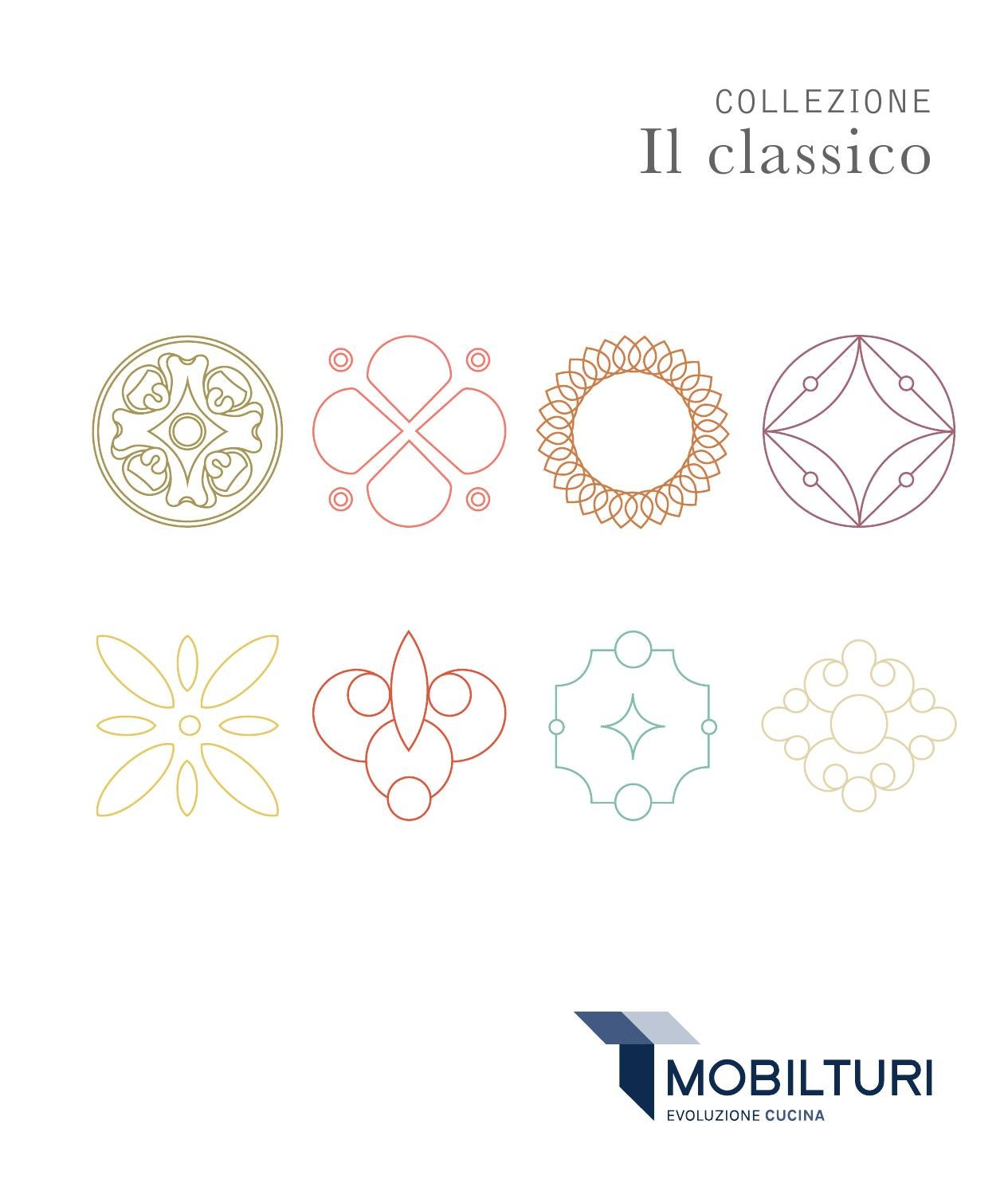 MOBILTURI - Catalogo Cucine Classiche by Ingenia Direct s.r.l. - issuu