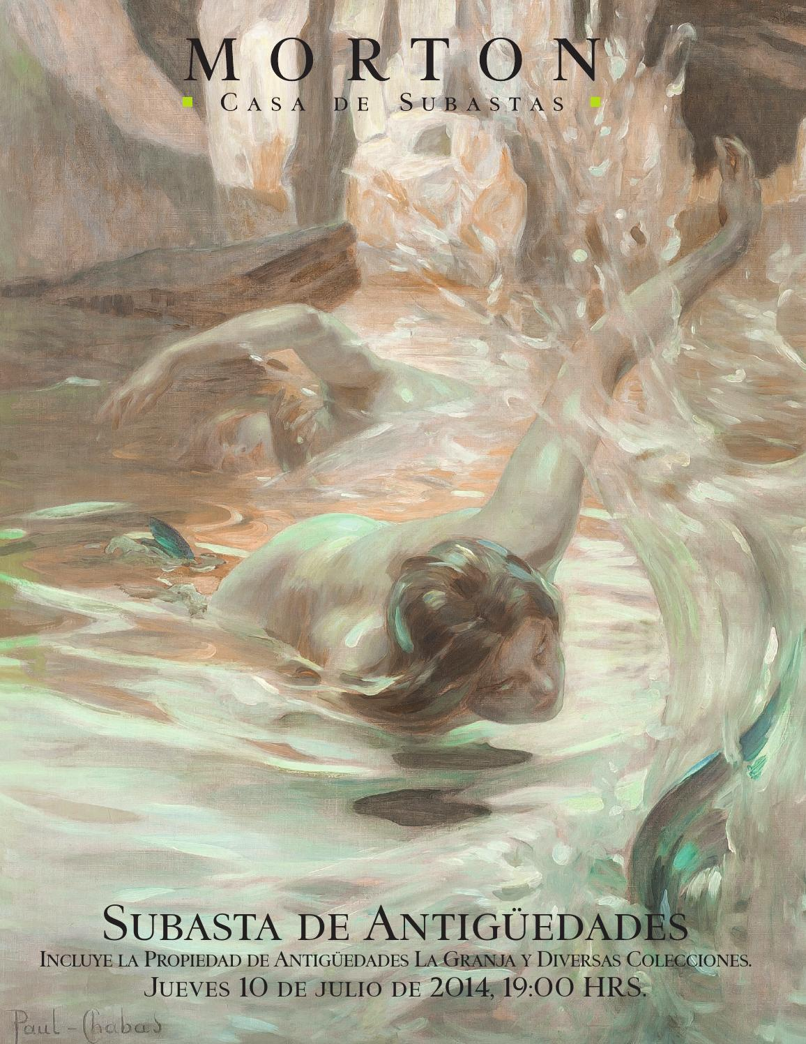 Subasta de Antigüedades by Morton Subastas - issuu