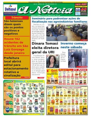 Edição de 21 e 22 de junho de 2014 by Jornal A Notícia - issuu 64bbcc438ba87