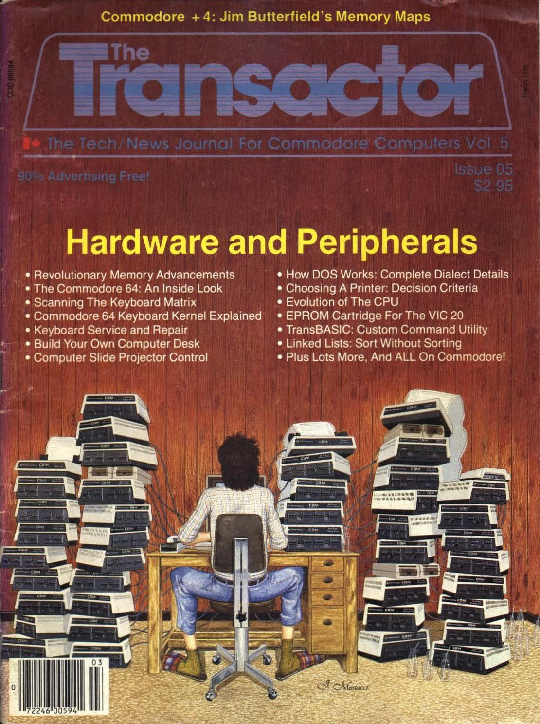 The Transactor Vol5 iss5 by chris synt - issuu