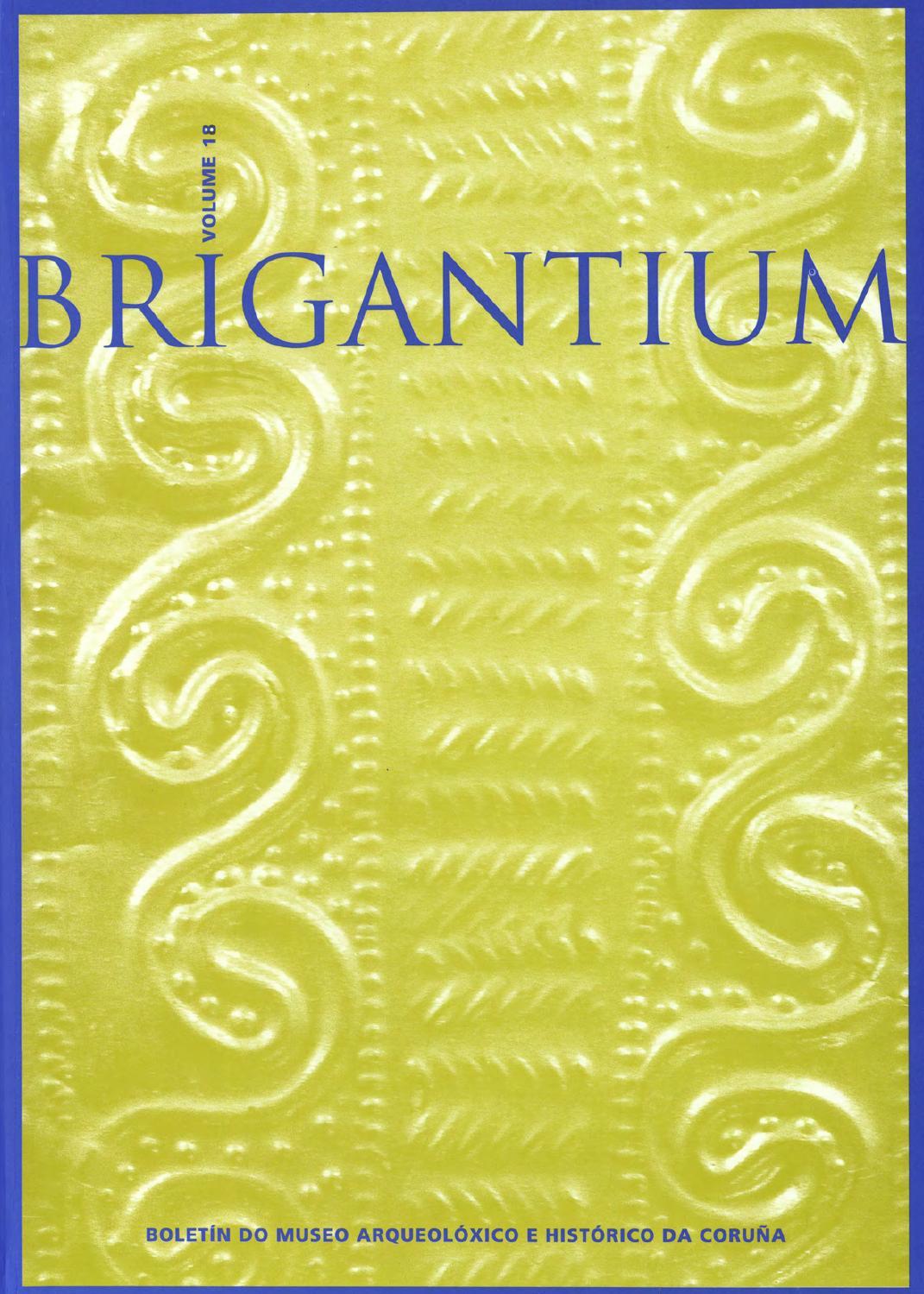 Brigantium18 By Museo Arqueol Xico E Hist Rico Da Coru A Non  # Muebles Eiroa Coruna