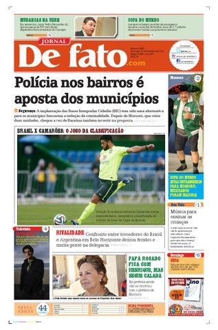 Jornal de Fato by Jornal de Fato - issuu 81c5f07292b7e