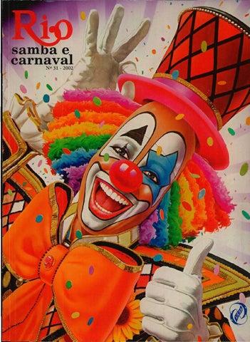 ee2ed215855 Revista Rio Samba e Carnaval - Edição 2002 by Portal Academia do ...