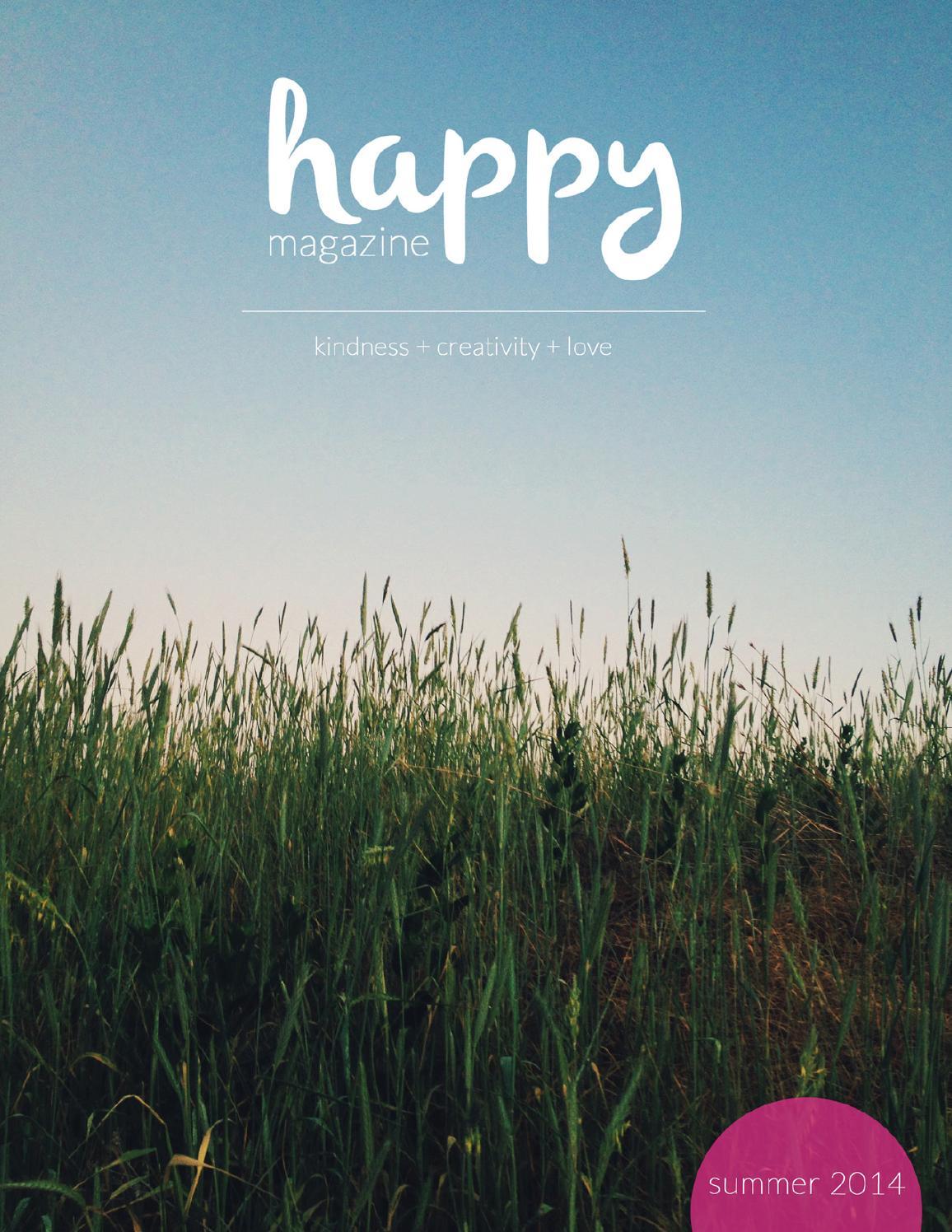 33 Cheerful Summer Living Room Décor Ideas: Happy Magazine / Summer 2014 By Happy Magazine