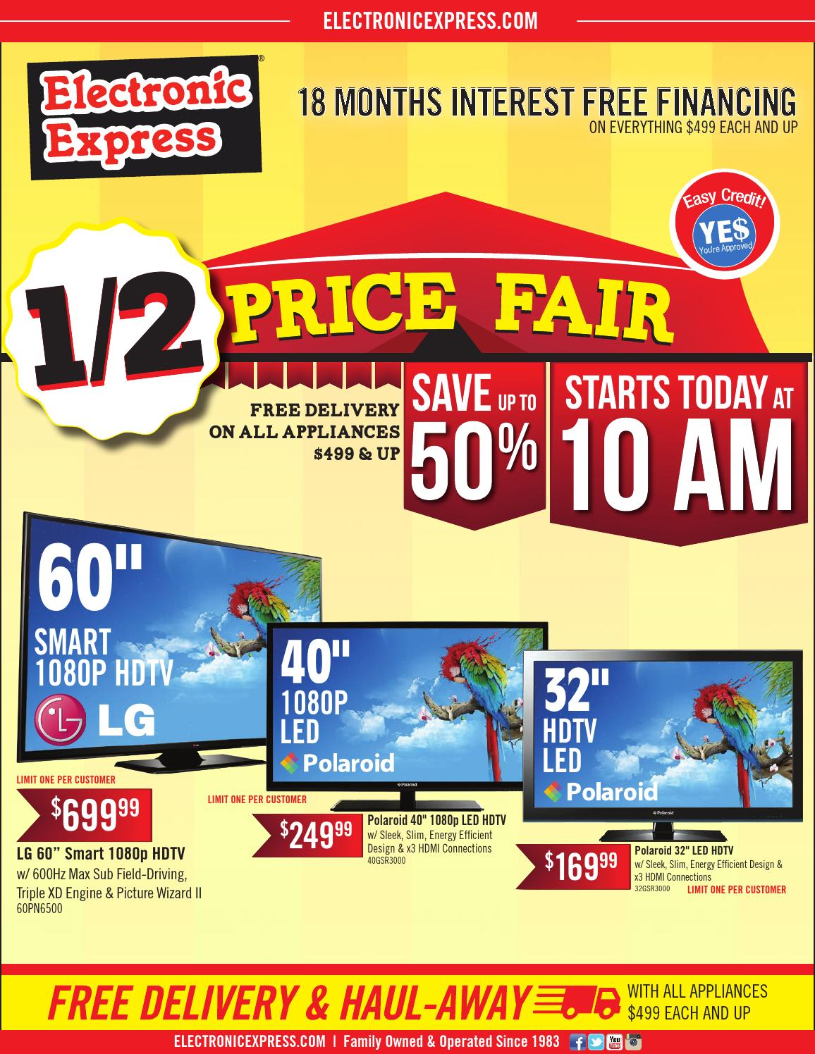 Electronic Express weekly circular week of June 22, 2014 by ... on