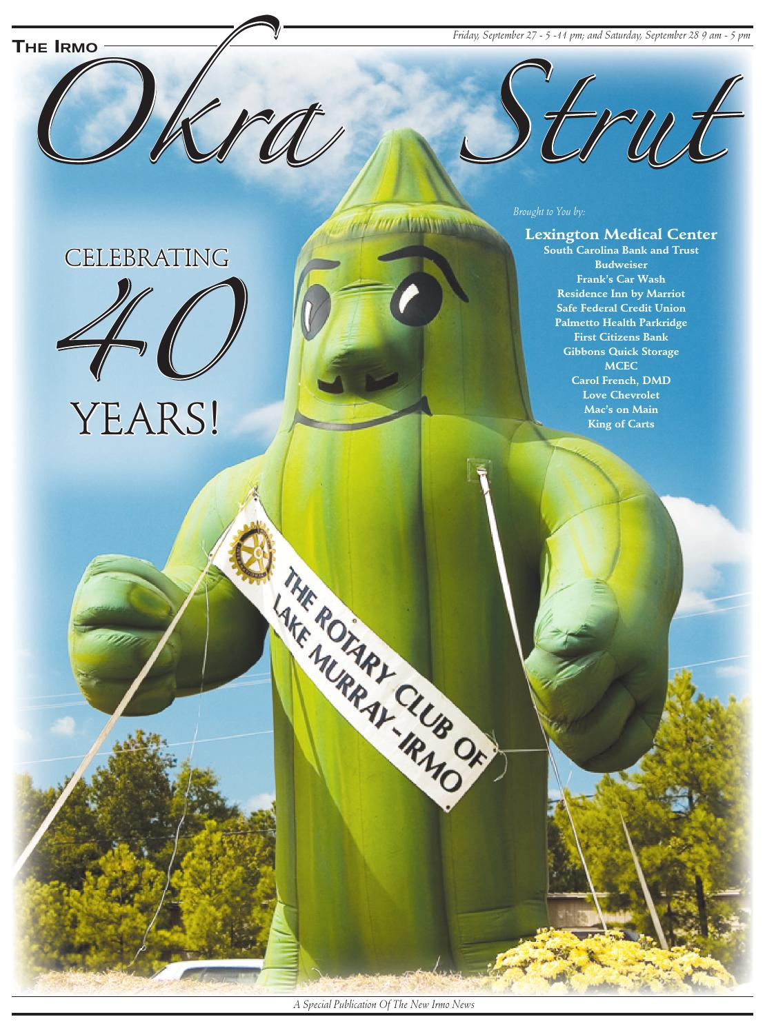 Okra Strut 2013 by Keith A  Boudreaux - issuu