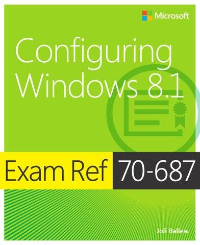 Configuring Windows 8 1 by jdelacruzpalacios - issuu