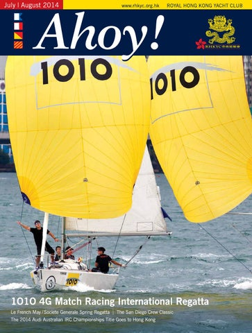 f065a9b857 Ahoy! July and August 2014 by Koko Mueller - issuu