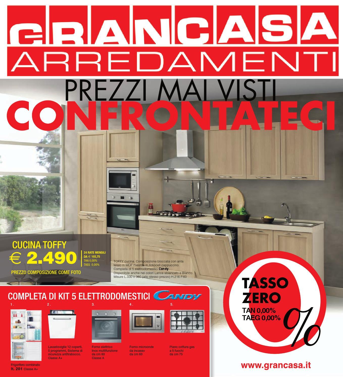 Grancasa catalogo giugno by mobilpro issuu - Catalogo mobili grancasa ...