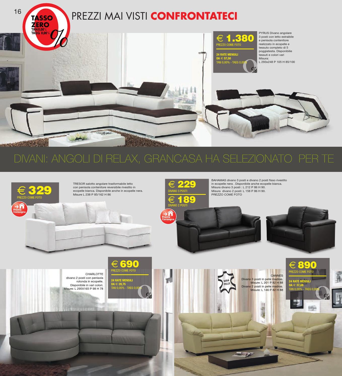 Grancasa catalogo giugno by Mobilpro - issuu