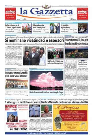 la Gazzetta 4 giugno 2014 by La Gazzetta - issuu ff585550eab