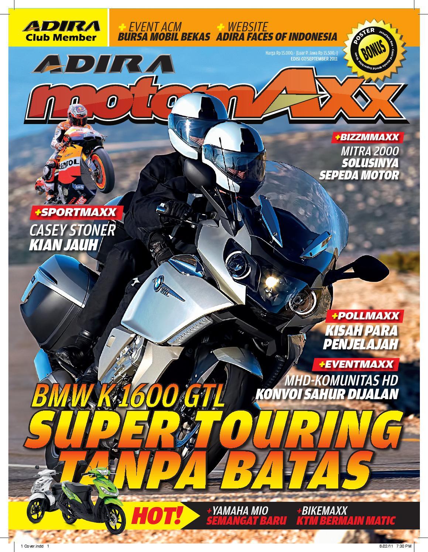 Motomaxx 09 2011 By Adira Member Issuu All New Beat Sporty Esp Cbs Funk Red Black Kudus