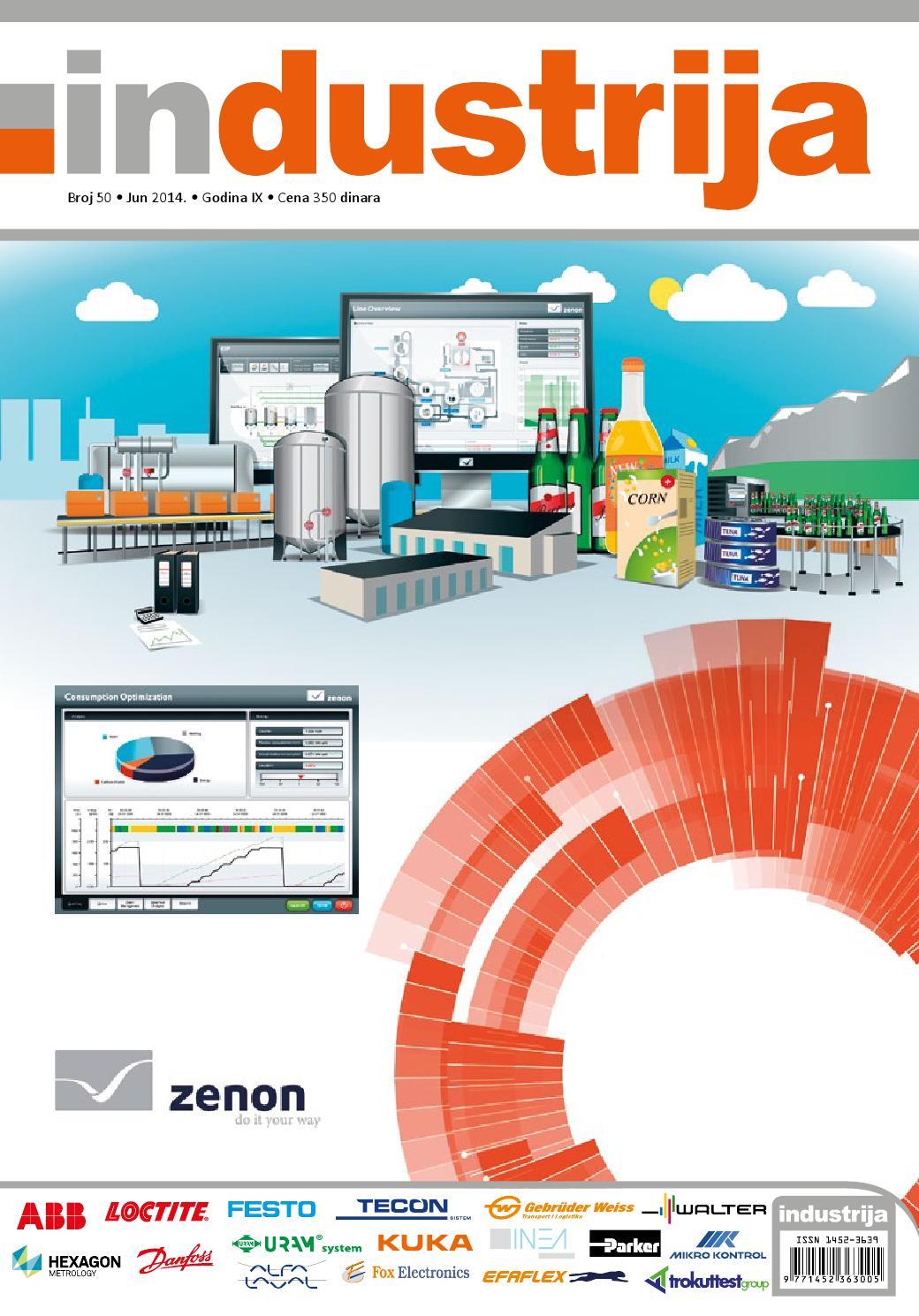 Industrija 50 By Asopis Issuu Tehnike Nauke Integrated Electronics Analog And Digital Circuits