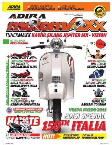 Motomaxx 04 2011 by Adira Member - issuu