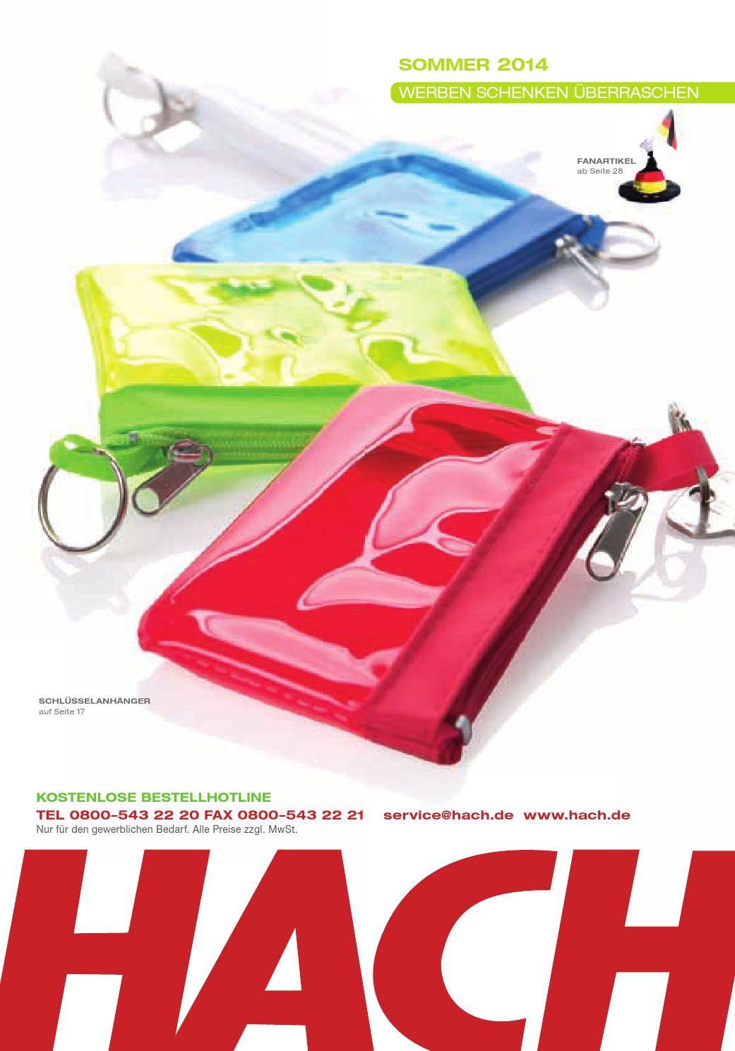 Hach Sommer 2014 By Hach Kg Issuu