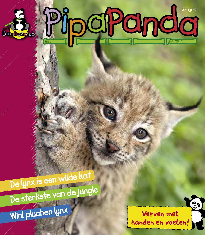 Kleurplaten Dieren Bamboeclub.Pipapanda Bladerversie By Wereld Natuur Fonds Issuu