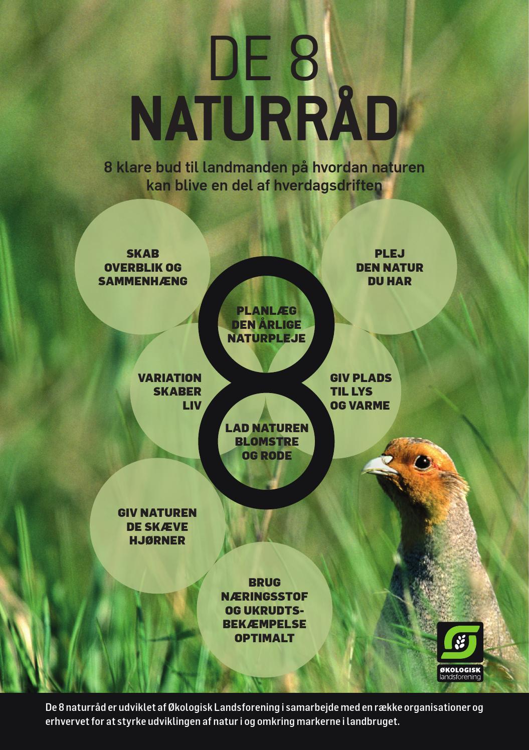 naturens måde i live maksimal styrke