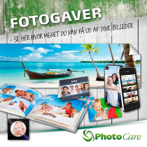 Photocare Gavemagasin By Photocare Issuu
