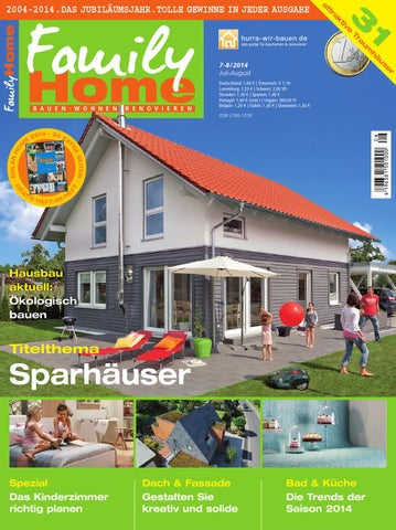 FamilyHome 7/8 2014 By Family Home Verlag GmbH   Issuu