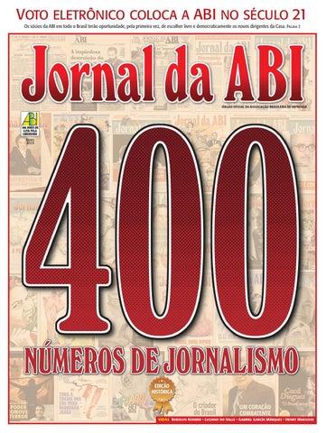 0edc36f890202 Jornal da ABI 400 by Francisco Ucha - issuu