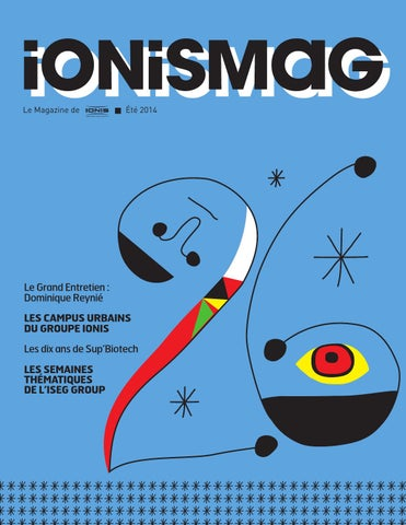0fc3ba8f4bc Ionismag26 by IONIS Education Group - issuu