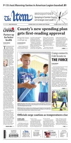 86555af4 June 15, 2013 by The Sumter Item - issuu