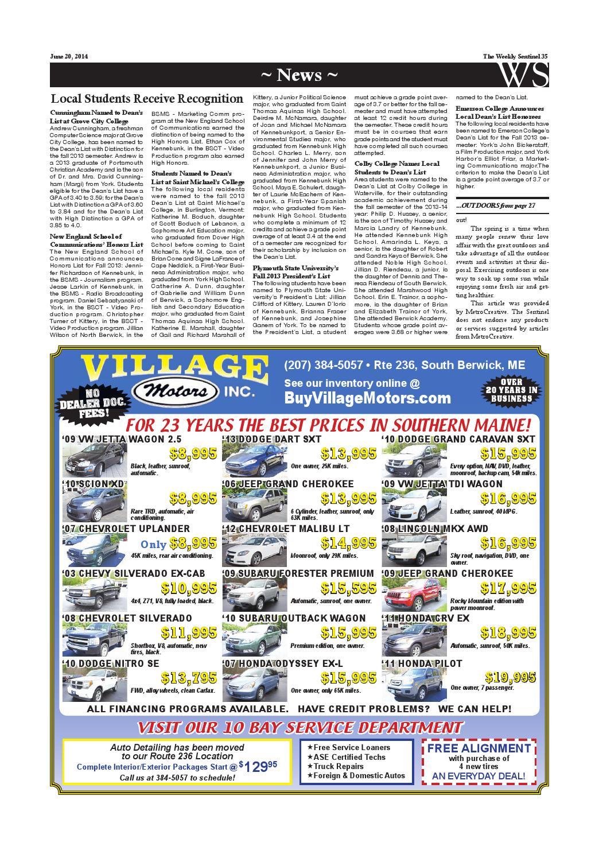 WS Oct. 24, 2014 by Weekly Sentinel - Issuu