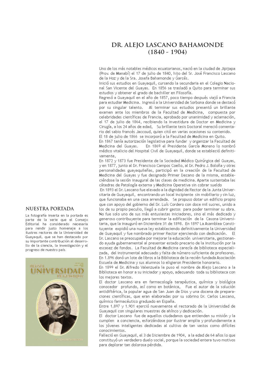 Revista Cient Fica De La Universidad De Guayaquil Edici N 112 By  # Muebles Digiano