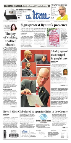 July 17, 2013 by The Sumter Item - issuu