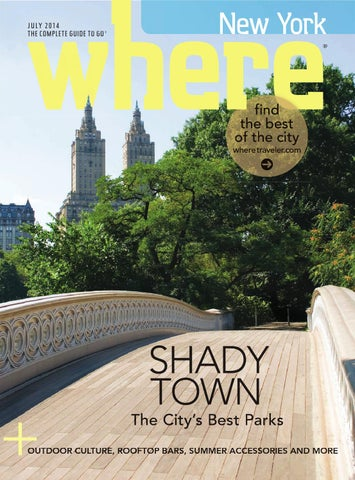 8827226fba24 Where New York - July 2014 by IN New York - issuu