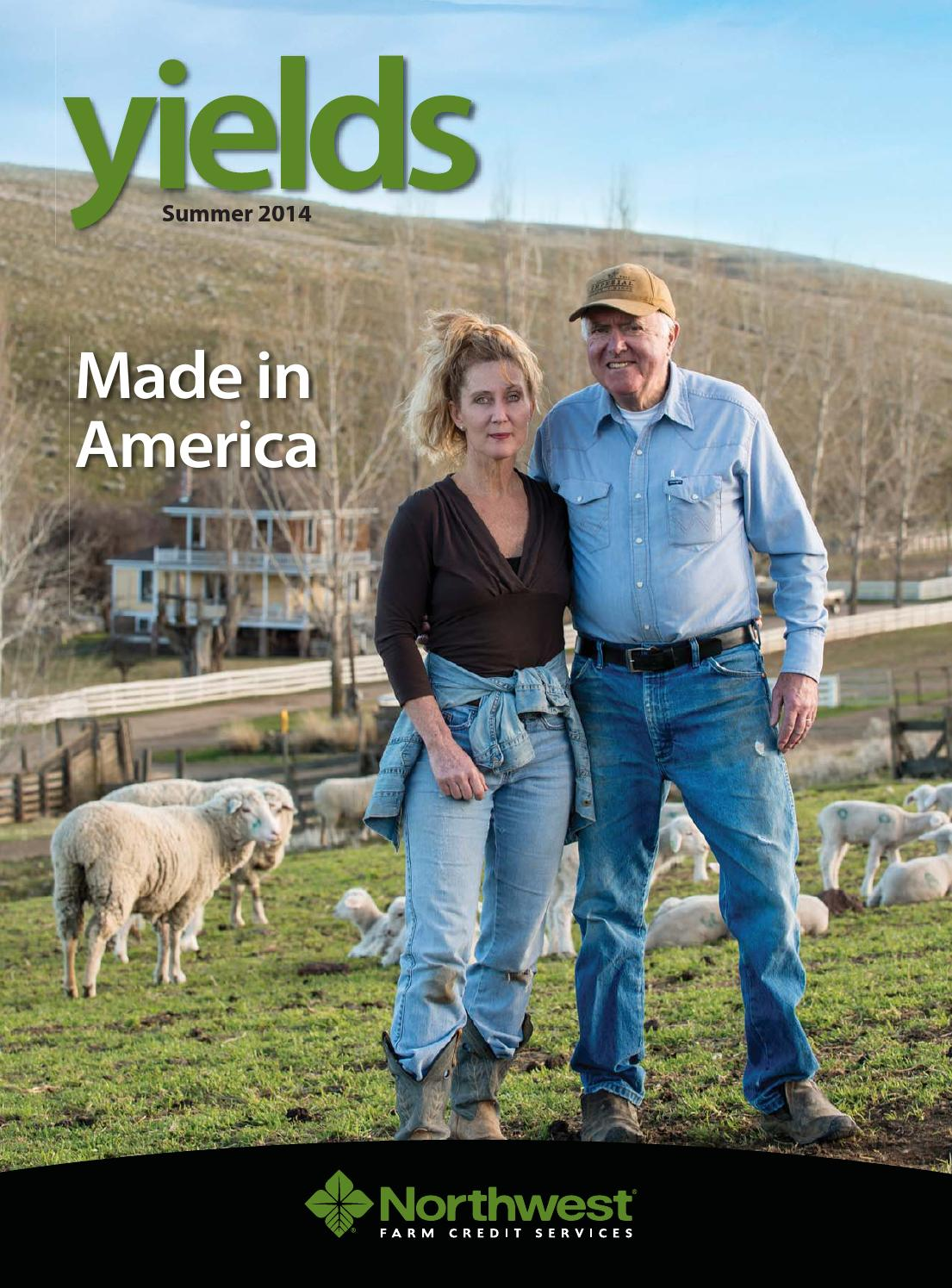 Country Store Spokane >> Northwest FCS Yields - Made in America - Summer 2014 by