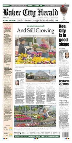 Baker city herald daily paper 06 23 14 by northeast oregon news issuu page 1 fandeluxe Choice Image