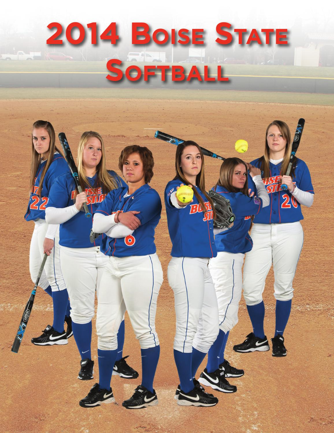 2014 boise state softball media guide by boise state