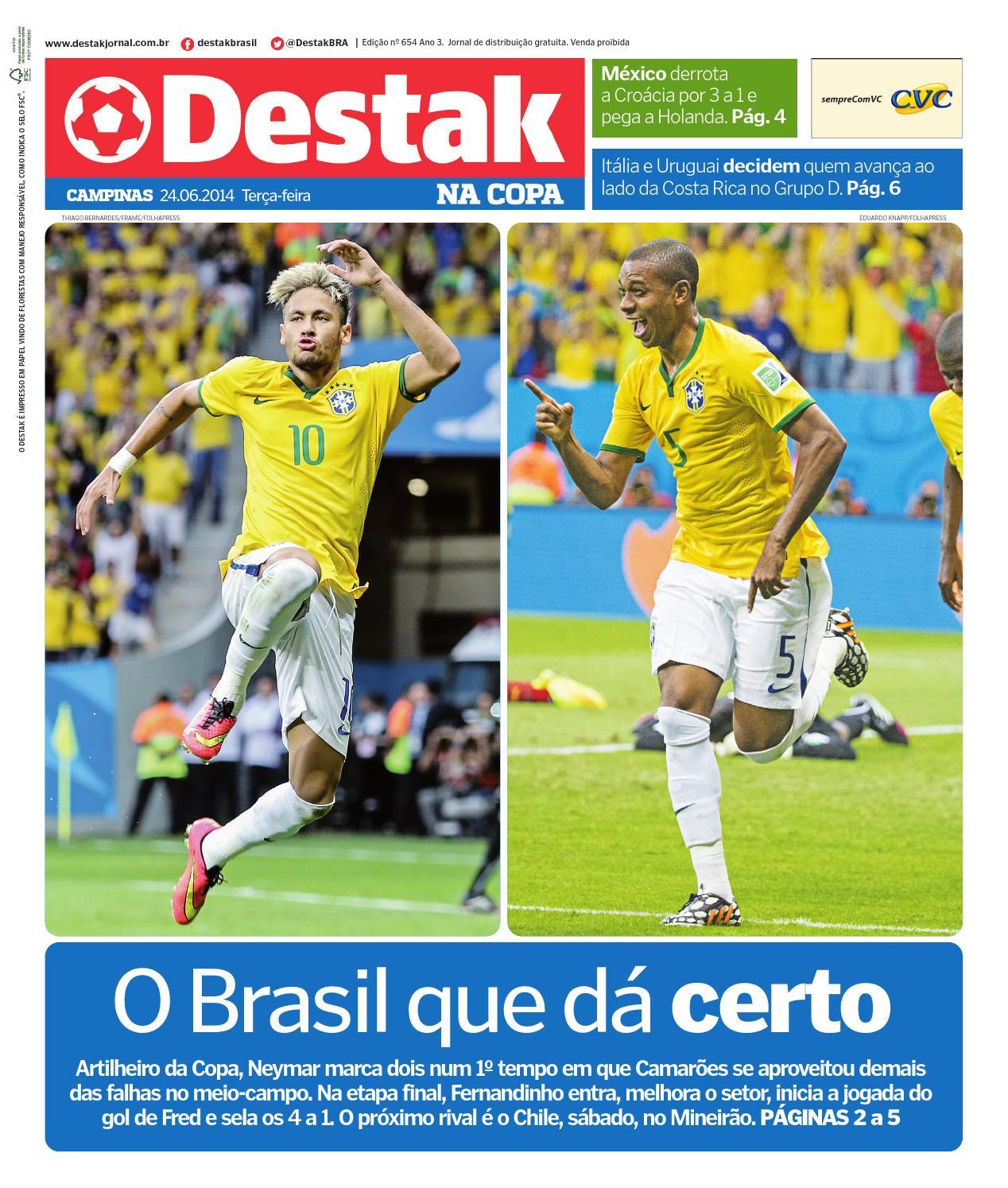 Campinas - 654 by Destak Jornal - issuu d73efac5b9e35