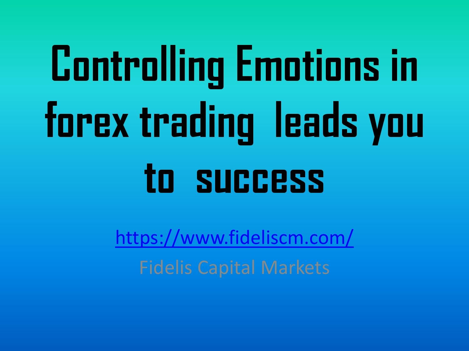 Forex trading leads