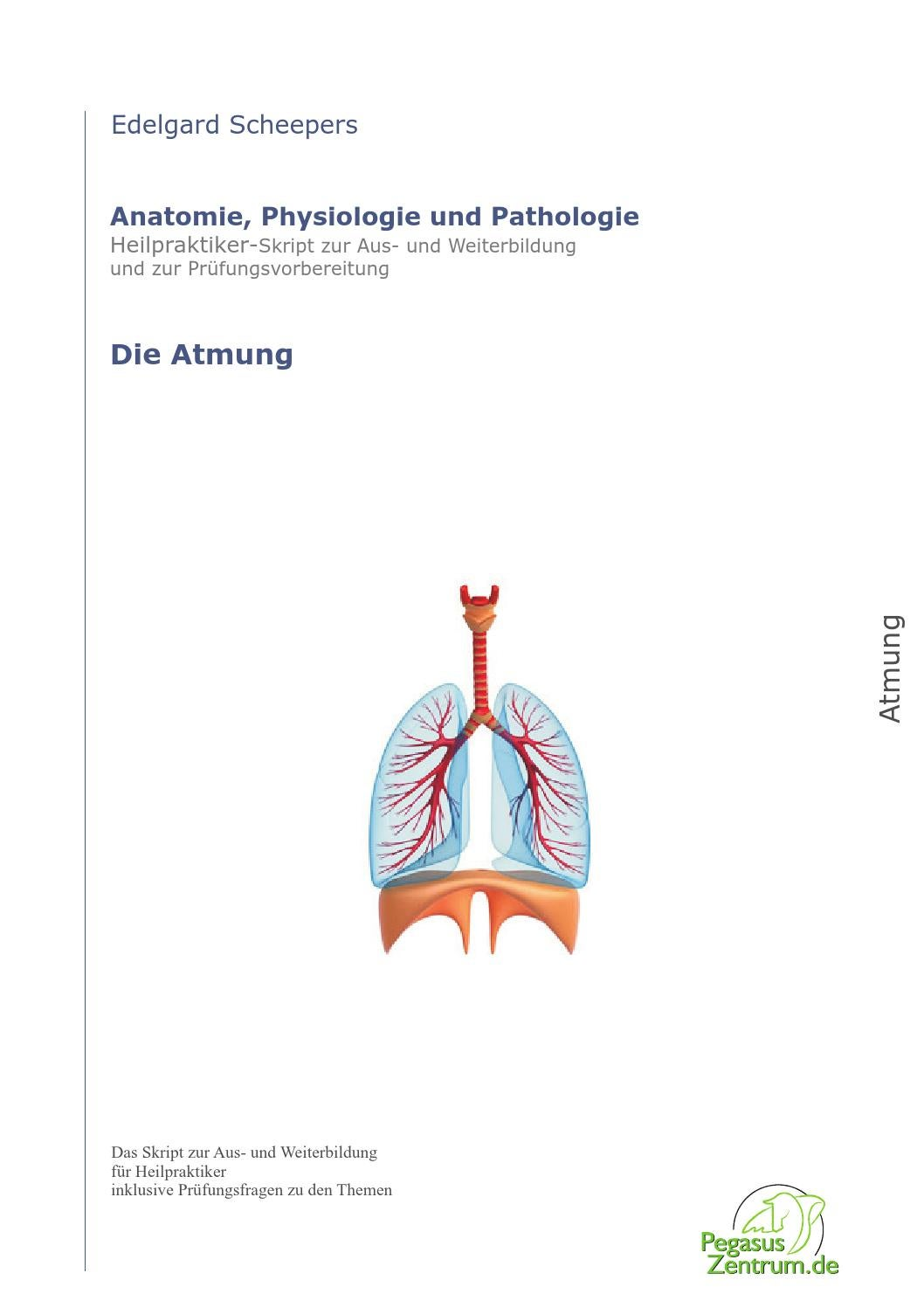 Probe atmung by Pegasuszentrum - issuu