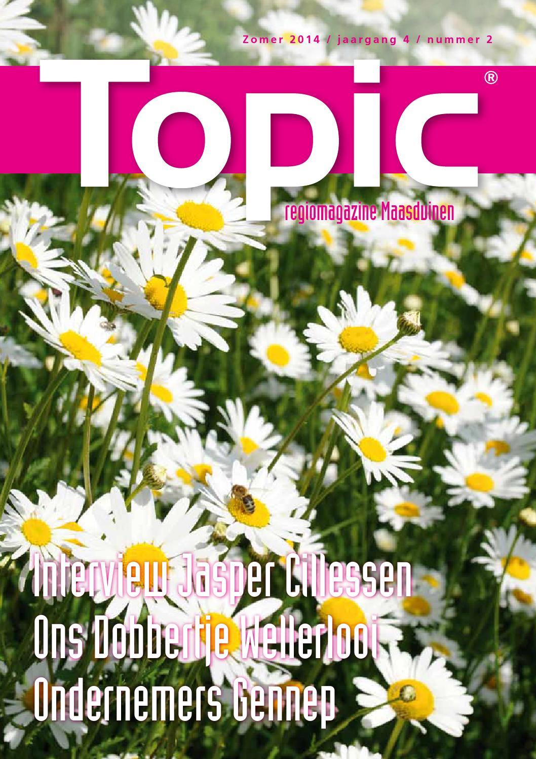 Topic maasduinen zomer 2014 by rvb media issuu for Vaste trap ipv vlizotrap