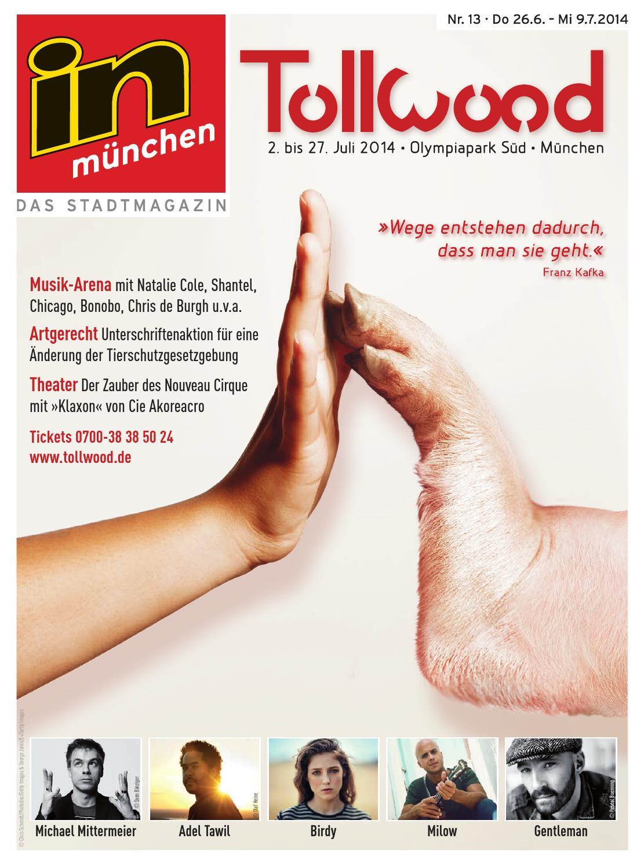 in münchen Ausgabe Nr. 13/2014 by InMagazin Verlags GmbH - issuu