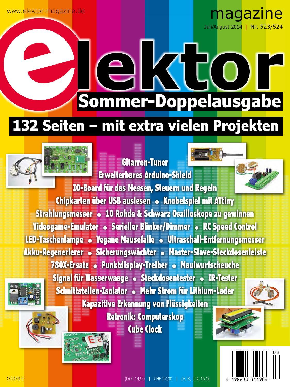 Elektor 07-08/2014 (DE) by Elektor - issuu